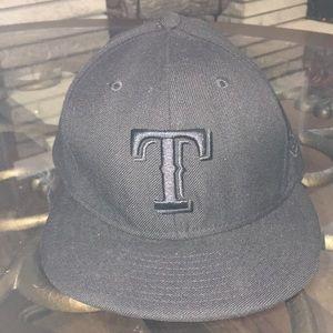 New Era Texas Rangers Hat 7 1/4